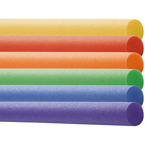 Tubo galleggiante per piscina, 160x 6,5cm, Divertimento in acqua / giocattolo per imparare a nuotare