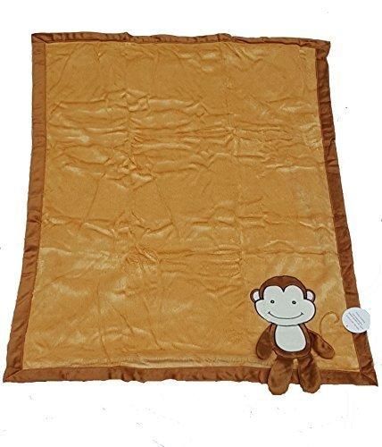 Ultra Weiche Baby Decke mit Satin Rand