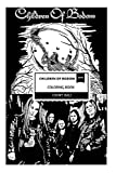 Children of Bodom Coloring Book: Melodic Death Metal Forefathers and Extreme Music, Great Alexi Laiho and Grim Reaper, Lake Bodom Massacre Inspired Adult Coloring Book (Children of Bodom Books)