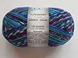 ONline Supersocke Uranus Color 1702 6-fach 150g