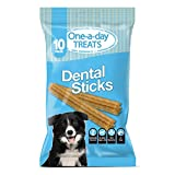 #10: One-a-day-Treats Daily Oral Care Dental Sticks 150 gm