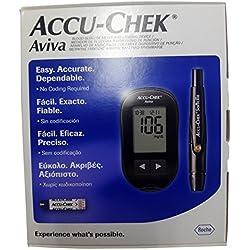 ACCU-CHEK Medidor de Glucosa