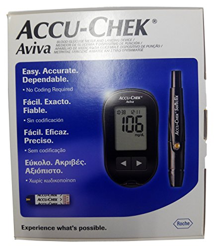 ACCU-CHEK AVIVA M6/DL KIT ROCHE