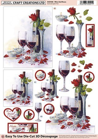 craft-creations-die-cut-3d-decoupage-dcd588-wine-and-roses-a4-210x297mm-step-by-step-layout