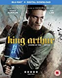 King Arthur: Legend of the Sword [Blu-ray + Digital Download] [2017] [Region Free]