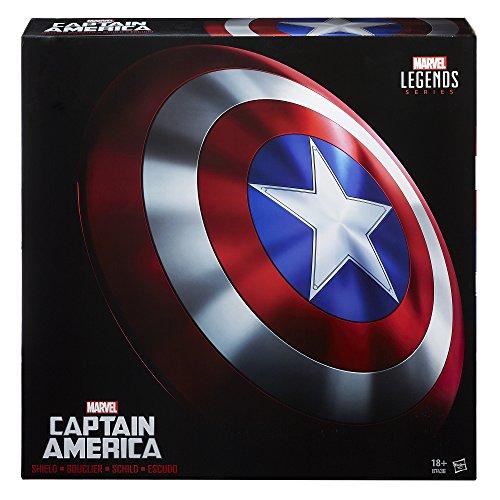 Hasbro Avengers B7436EU4 - Legends Gear Captain America Schild, Verkleidung