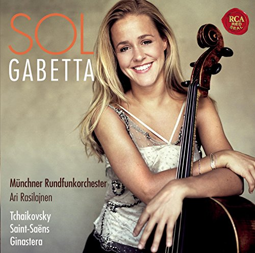 Sol Gabetta Plays Tchaikovsky, Saint-Saëns, and Ginastera