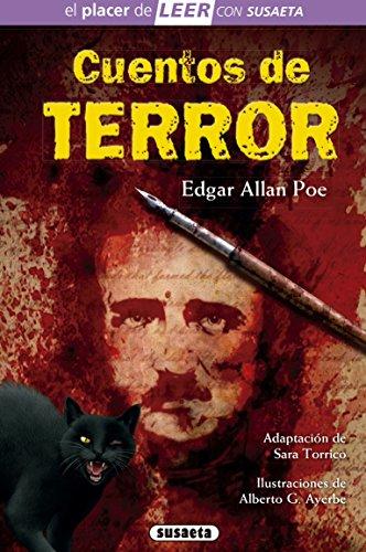 Cuentos de terror (El placer de LEER con Susaeta - nivel 4) por Edgar Allan Poe