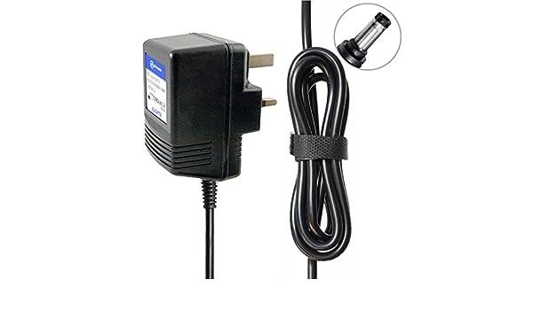 AC Adapter for Numark X6 X9 Digital Scratch DJ Mixer Power Supply Charger Mains
