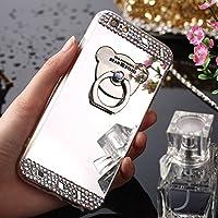 iPhone 6S Hülle,iPhone 6 Hülle,iPhone 6/6S Schutzhülle Spiegel,SainCat TPU Case Bling Glitzer Kristall Strass... preisvergleich bei billige-tabletten.eu