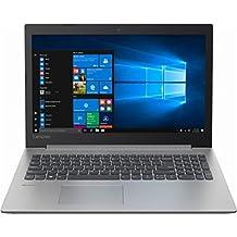 2018 Lenovo 330 15.6 Inch HD LED High Performance Laptop, Intel Celeron Processor N4100 Quad-core, 4GB DDR4 Memory, 256GB SSD Hard Drive, DVD-RW, WiFi, HDMI, Windows 10 Home 64-bit