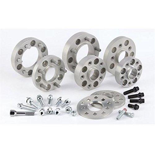 TuningHeads/H&R .0223807.DK.11256652-S.A5-B8 ABE Spurverbreiterung, VA 30 mm/HA 30 mm + Radschrauben