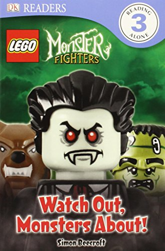 Lego Monster Fighters: Watch Out, Monsters About! (Dk Readers. Level 3)