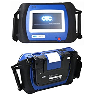 Autool SPX-Auto OTC D730 Besser als Autoboss Elite Bester Autodiagnosescanner mit eingebautem Drucker