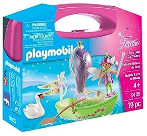 Playmobil- Maletín Barco de Hadas, única (9105)