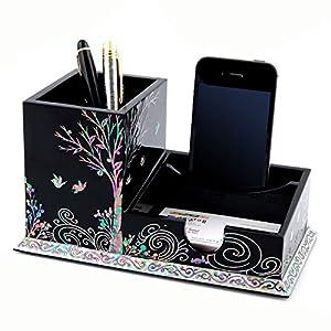 Portapenne portamatite da scrivania o ufficio scatola e - Portapenne da scrivania ...