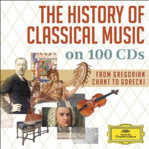 The History of Classical Music - from Gregorian Chant to Górecki