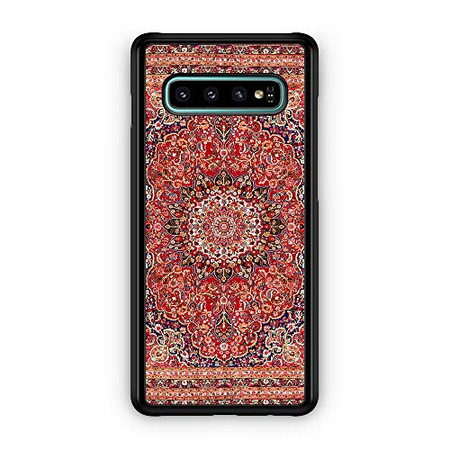 Micro Gorilla Retro Vintage Carpet Rug Magic Persian Inspired hülle für Samsung Galaxy S10 -