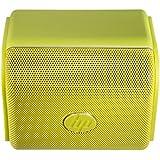 HP Roar Mini (G1K49AA) Bluetooth Lautsprecher (Wireless Bluetooth 4.0, 2,5 W Ausgangsleistung, 85dB, bis zu 6 Stunden Wiedergabe) neon grün - gut und günstig