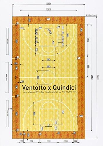 Ventotto x quindici. La pallacanestro dai fondamenti al tre contro tre