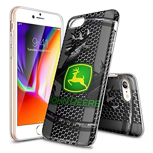BAI JING Handyhülle für iPhone 5/5s/SE, Ultra Slim Clear TPU, Stoßfest und Kratzfest - KUNDENGERECHTE Muster [BJDE201905156]