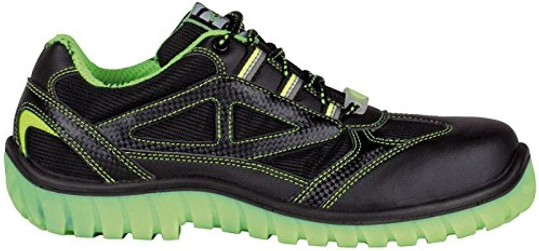Cofra Venice S1 P ESD SRC – zapatos de seguridad talla 39 NEGRO