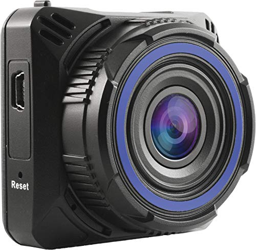 Navitel R600 Auto Dashcam 1080P Full HD Autokamera 170° Weitwinkel G-Sensor Parüberwachung inkl. 12 Monate Gratis Navigationslizenz