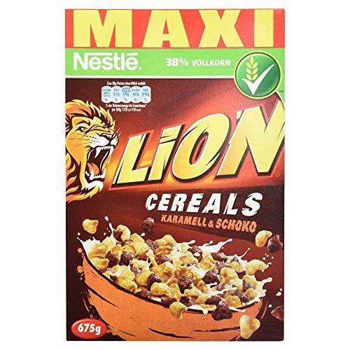 Nestlé Cerealien Lion Cereals, 675 g