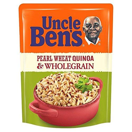 Perle De Grains Entiers De Blé Et De Quinoa De 220G De Riz Uncle Ben