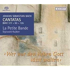 """Cantate """"Ich rufe zu dir, Herr Jesu Christ"""" BWV 177: """"La� mich kein Lust noch Furcht von dir"""""""