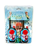 Shanaya Toys Walkie Talkie with 2 Player System Toy for Kids - Frozen