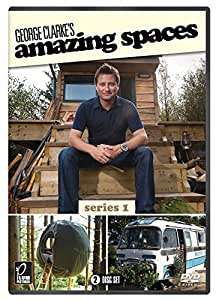 George Clarke's Amazing Spaces: Series 1 [DVD]
