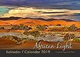 LUCI AFRICANE 2019 | AFRICAN LIGHT 2019, Calendario Africa (formato A3): calendario fotografico della natura selvaggia della Namibia in una luce mozzafiato. Formato orizzontale A3: 42x29 cm