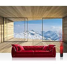 suchergebnis auf f r fototapete alpen. Black Bedroom Furniture Sets. Home Design Ideas