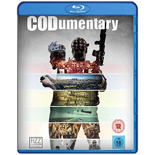 Preisvergleich Produktbild CODumentary (Call of Duty-Dokumentation) Blu-Ray-Edition mit bonus-Inhalten