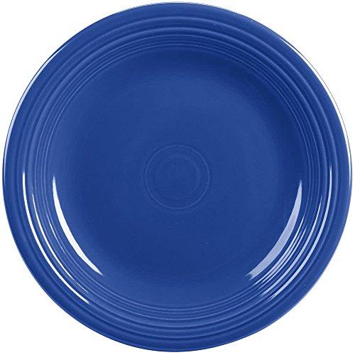 Fiesta Dinner Plate, 10-1/2-Inch, Lapis by Unknown Fiesta Blue Plate