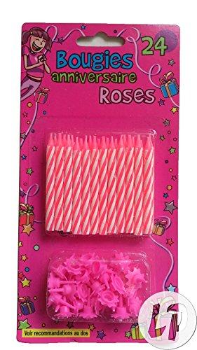 juego-de-24velas-rosa-cumpleaos-fete