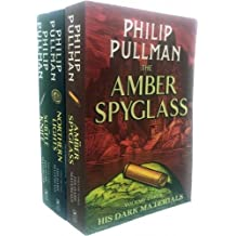 Philip Pullman His dark materials Trilogy 3 books Set Pack RRP 21.97 (Northern Lights, The Subtle Knife, The Amber Spyglass)(Philip Pullman Collection)