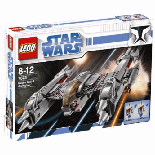 - MagnaGuard Starfighter (Lego General Grievous Starfighter)