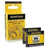 2x Batterie SLB-10A pour Samsung Digimax ES55 | ES60 | EX2F | IT100 | L100 | L110 |...