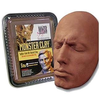 Monster Maker Clay Premium Grade - 2.27kg (5lbs) - Hard