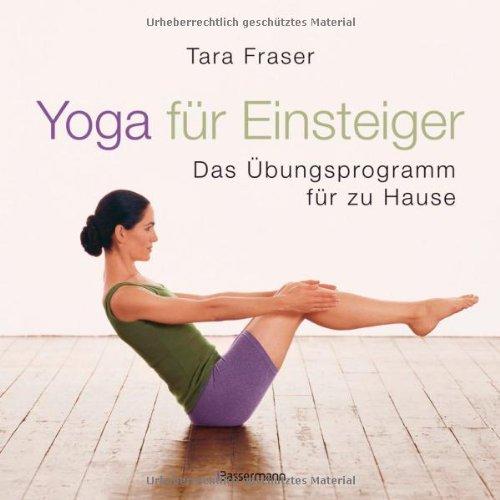 Buchseite und Rezensionen zu 'Yoga für Einsteiger' von Tara Fraser