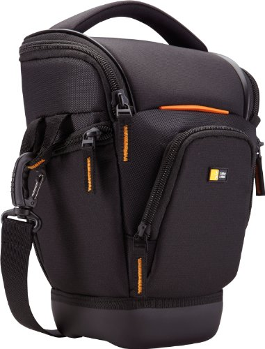 case-logic-compact-zoom-nylon-bag-with-eva-protection-and-hammock-for-slr-camera-black