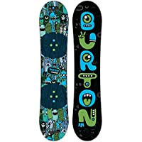 Burton Niños Chopper No Color Snowboard, Infantil, 10735103000, sin Color, 100