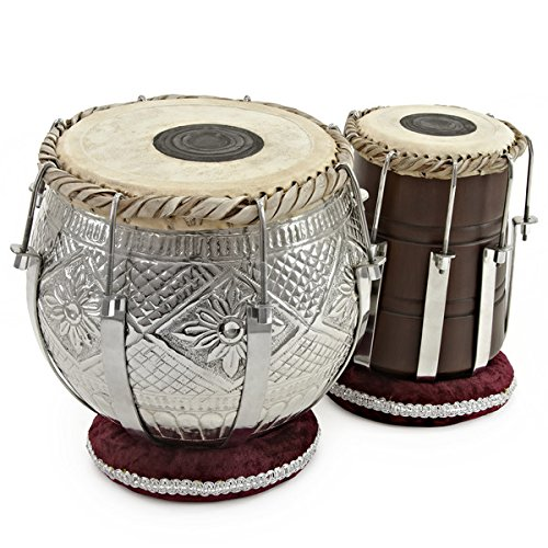 Tabla-Set von Gear4music - Trommel-musik Indische