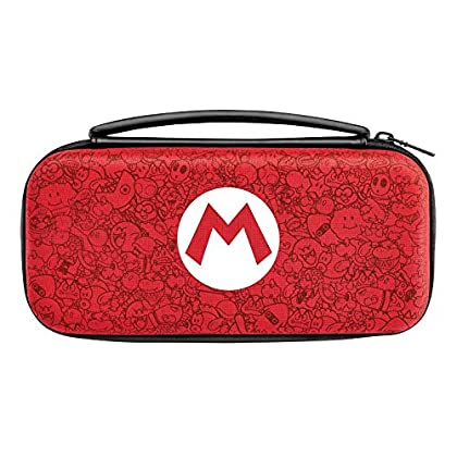 PDP - Funda Deluxe Travel Case Edición Mario Re...