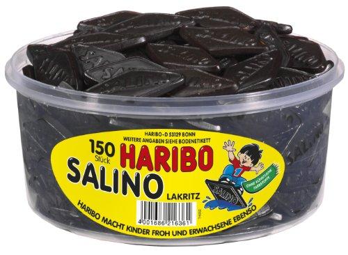 Haribo Salino Dose - Der Hamburger Aus Dose