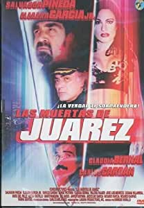 Las Muertas De Juarez [DVD] [Region 1] [US Import] [NTSC]