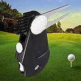 xMxDESiZ5 in 1 Golf Multi-Tool-Ballmarker Werkzeug Score Zähler Nutreinigungsbürste