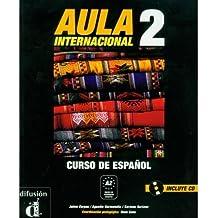 Aula Internacional 2 Libro del alumno + CD: Student's Book (Ele - Texto Español)